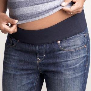 Liz Lange Maternity Bootcut Jeans